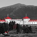Red Mount Washington Resort by Patti Whitten