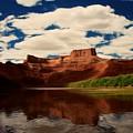 Red Mountain by Lori DeBruijn