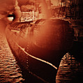 Red October -3 by Guy Vandervoort