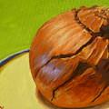 Red Onion by Steven Guy Bilodeau