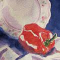 Red Pepper by Marsha Elliott