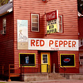 Red Pepper Restaurant by Steve Augustin