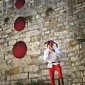 Red Piper by Rasma Bertz