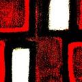Red Plaid by Marsha Heiken