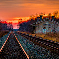Red Rails by Roger Monahan