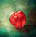 Red Red Apple by Simonne Mina