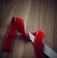 Red Ribbon by Svetlana Sewell