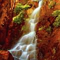 Red River Falls by Peter Piatt