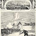 Red River Rebellion, 1870 by Granger