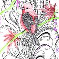 Red Robin by Dwayne  Hamilton