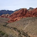 Red Rock Canyon 1 by Anita Burgermeister