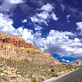 Red Rock Canyon by Jim DeLillo