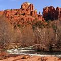 Red Rock Crossing Sedona Arizona by Marilyn Smith