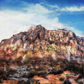 Red Rock IIi by Paul Tokarski