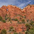 Red Rock Keyhole by Susan Westervelt