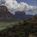 Red Rock Of Sedona Arizona by Billy Bateman