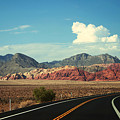 Red Rock by Wendy Fike