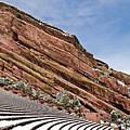 Red Rocks Amphitheater by Robert VanDerWal