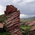 Red Rocks Colorado by Merja Waters
