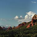 Red Rocks Of Sedona  by Saija  Lehtonen