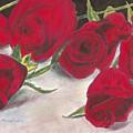 Red Rose Redux by Arlene Crafton