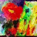 Red Rose by Rita Koivunen