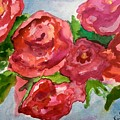Red Roses, Red Roses by Kimberly Balentine
