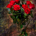 Red Roses by Svetlana Sewell