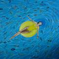 Red Sea by Polina Kamenska