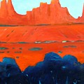 Red Sedona by Gary Coleman