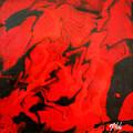 Red Series No. 1 by Carole Sluski