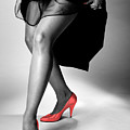 Red Shoes by Jerry Taliaferro