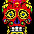 Red Skull by Toby Horton