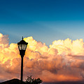 Storm Clouds During Sunset by Christopher Jones