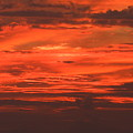 Red Sky At Night by Peter Shaw