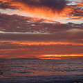 Red Sky II by Wendy  Coloma