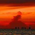Red Sky by Jeff Breiman