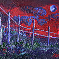 Red Sky Tonight by Donna Blackhall