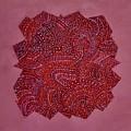Red Spiral by Roger Kipp