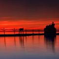 Red Sturgeon by CA Johnson