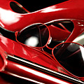 Red Stylish Accessories by Oleksiy Maksymenko