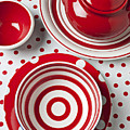 Red Teapot by Garry Gay
