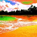 Red Tide Green Tide by Jerome Stumphauzer