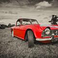 Red Tr4  by Rob Hawkins