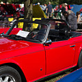 Red Tr6 by Timoke Brown