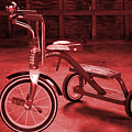 Red Trike by Jame Hayes