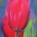 Red Tulips 1 by Karen Kaspar
