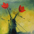 Red Tulips by Carrie Allbritton