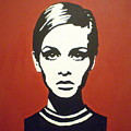 Red Twiggy by Ruth Oosterman