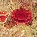 Red Wine 3 by Sarah Loft